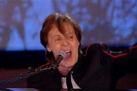 Paul Mccartney en londres 2012