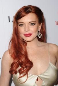 Lindsay Lohan dama de compañia