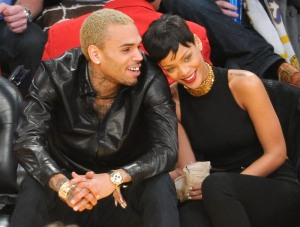 Rihanna y Chris Brown de nuevo juntos